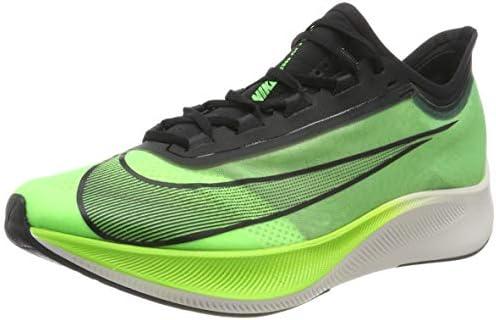 Nike Zoom Fly 3 Men's Running Shoe Electric Green/Black-Vapor Green-Phantom  8.5