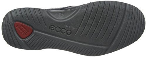 ECCO Transporter, Men's Oxford Shoes Marine