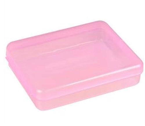 Plástico Transparente Colección Tarjeta Organizador ...