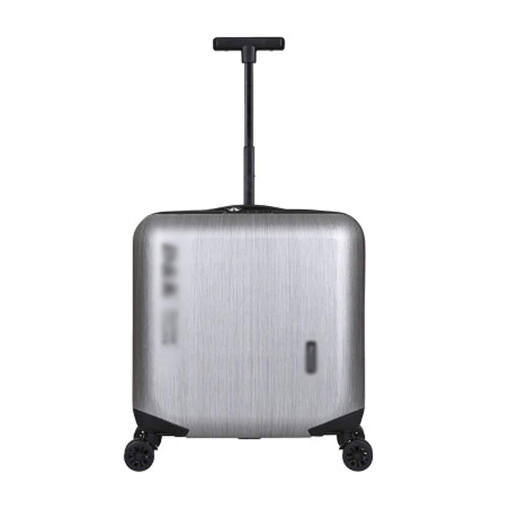 スーツケース - トロリーケース旅行ミニトロリー搭乗ユニバーサルホイール軽量パスワードボックス荷物 - スーツケース HARDY-YI 6544 B07RZ6NP9T