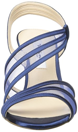 Navy Nina Dress New Vitalia Sandal Women's B6qqzX4F