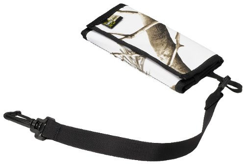 LensCoat mwcf6sn Wallet for Photographic Memory Card (Realtree AP Snow)