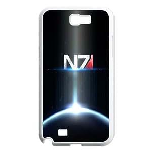 DIY Printed N7 hard plastic case skin cover For Samsung Galaxy Note 2 N7100 SNQ252469