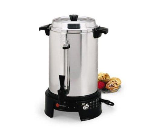 Regal Ware 58015V West Bend 55 Cup 220/240 Volt Aluminum Coffee Urn (Regal Coffee Urn)