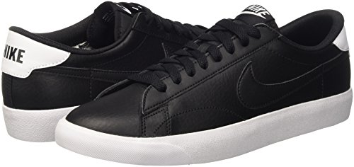 black white Ac De Tennis Homme black Chaussures Classic Noir Nike B0q4SS