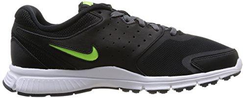 Nike EU Running Blanco Amarillo Revolution Zapatillas Gris Unisex de Negro r5wrqBa