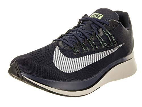 Nike Men's Zoom Fly Obsidian/White/Neutral Indigo Running Shoe 10 Men US