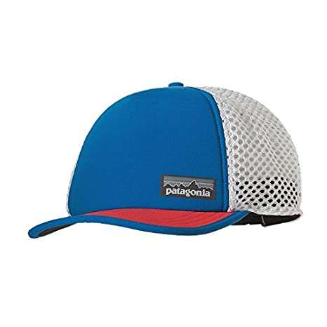 Patagonia Duckbill Trucker Hat Bandana Blue  Amazon.ca  Sports   Outdoors b88c9dcb19e