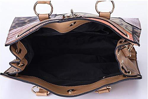 14 LIGYM La Mode Sacoche croisés à black 36 à Tout bandoulière Cuir d'unité fourre Sacs Centrale Sacs 32cm PU bandoulière en SSrUBFqnw