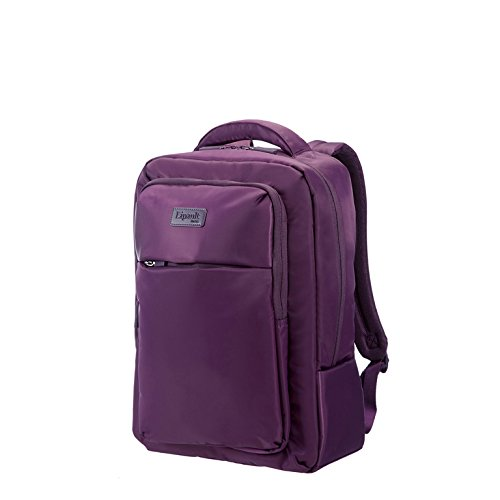 lipault-paris-15-inch-computer-backpack-purple-under-seat