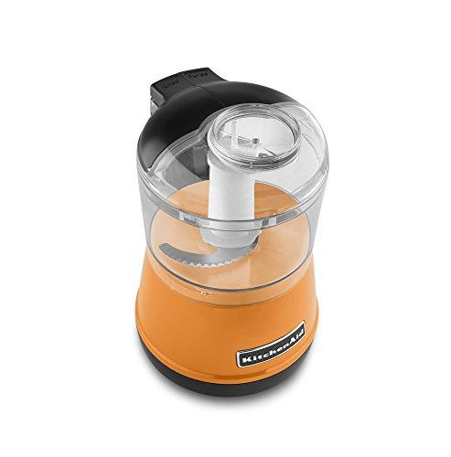 KitchenAid KFC3511TG 3.5-Cup Food Chopper – Tangerine