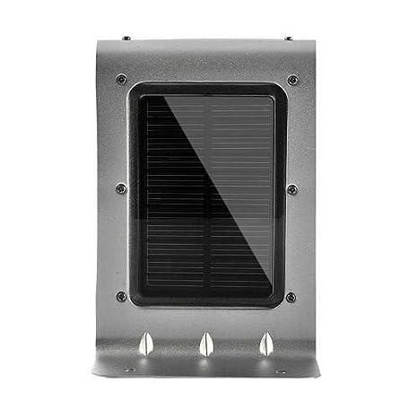 Movimiento De Energía Led Con Solar De Y Lámpara Luz Sensor 43ALSRqc5j