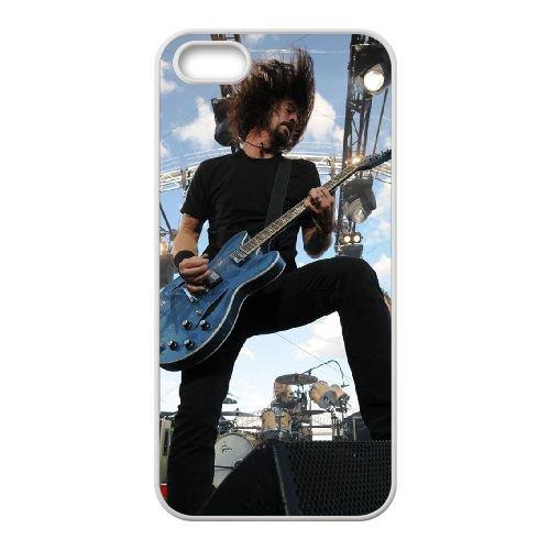 F F 005 coque iPhone 5 5S Housse Blanc téléphone portable couverture de cas coque EOKXLLNCD15274