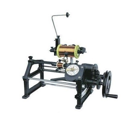 CGOLDENWALL New Manual Automatic Coil Hand Winding Machine Winder NZ-2 by CGOLDENWALL