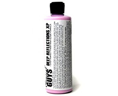 Chemical Guys GAP_321_16 Glaze/Wax (1-step formula), 16 fl. oz