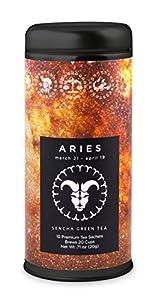 Aries Astrology Tea (Sencha Green)