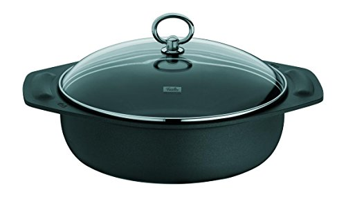 Aluminum French Roaster - Fissler Country Roaster Round, 4.2-Qt.