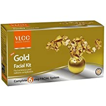 Vlcc Gold Facial Kit 60 G(set of 6) By Dodo Store