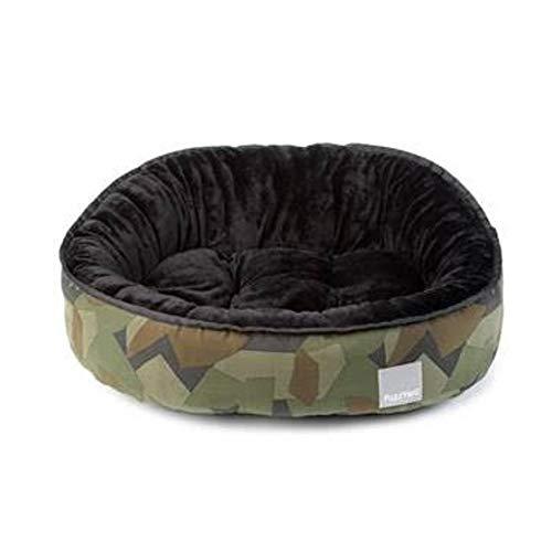FuzzYard Commando Reversible Dog Bed Small