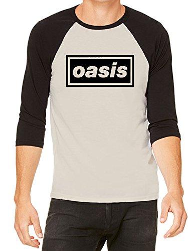 CID Men's Oasis-Logo T-Shirt PE11344TSCP