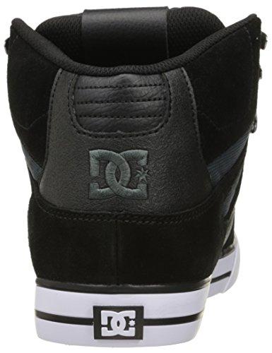 Dc Spartaans Hi Wc Se D0303358 Herren Sneaker Zwart / Dk Grijs