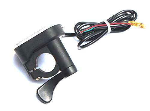 E-bike Scooter Bike Thumb Accelerator Throttle Three Wires by Generic