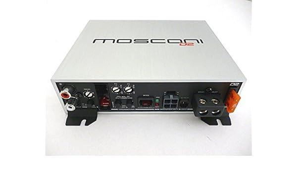 Mosconi D2 500.1: Amazon.es: Coche y moto