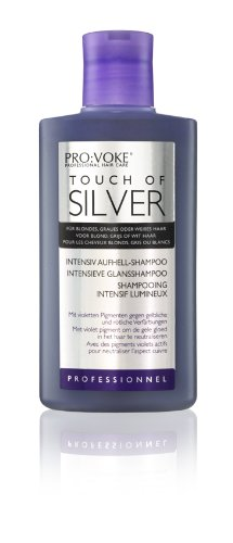 TOUCH OF SILVER - Intensiv Aufhell-Shampoo - 150 ml