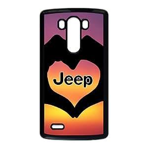 LG G3 Phone Case Jeep AH391087