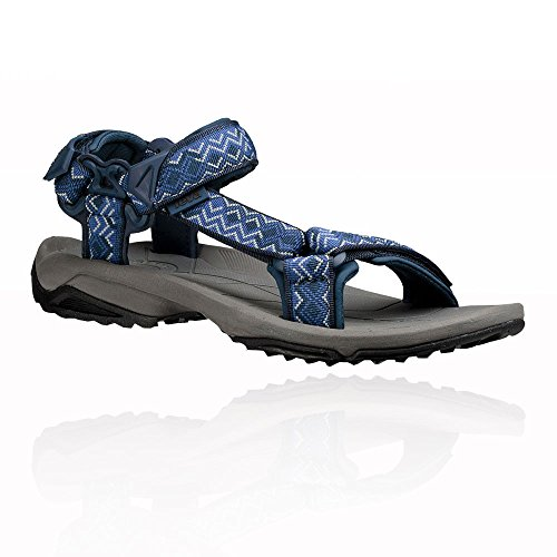Teva Terra FI Lite Walking Sandals - SS18 Blue