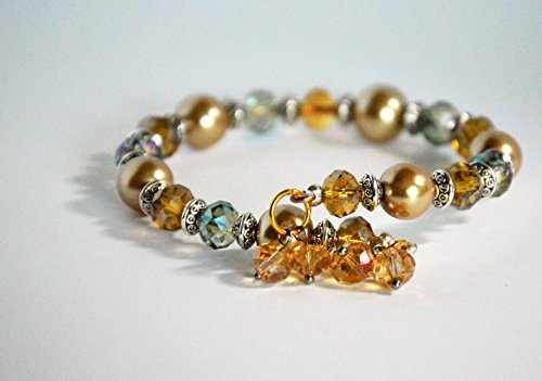 gold-glass-pearl-swarovski-crystal-and-aurora-borealis-av-crystal-memory-wrap-bracelet