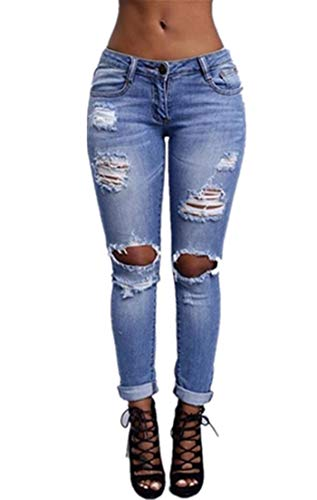 Greatestpak Blue trouses Donna Jeans Relax c7afH7WZz