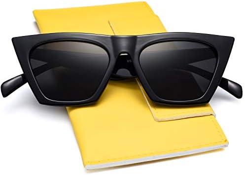 Mosanana Vintage Square Cateye Sunglasses product image