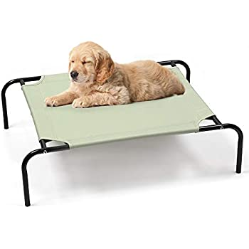 Amazon.com: Cama elevada original para mascotas de Coolaroo ...