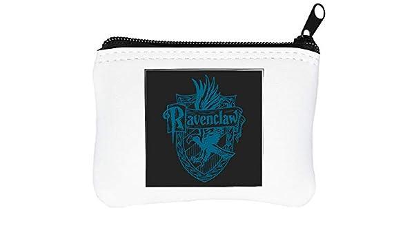 Harry Potter Ravenclaw Clan Billetera con Cremallera Monedero Caratera: Amazon.es: Equipaje