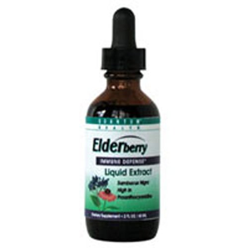 Quantum Elderberry Liquid Extract, 2 Ounce – 3 per case.