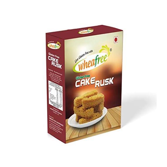 Wheafree Gluten Free Cake Rusk, 300 grams