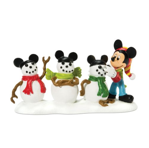 Mickey mouse christmas decorations for Decoration noel mickey
