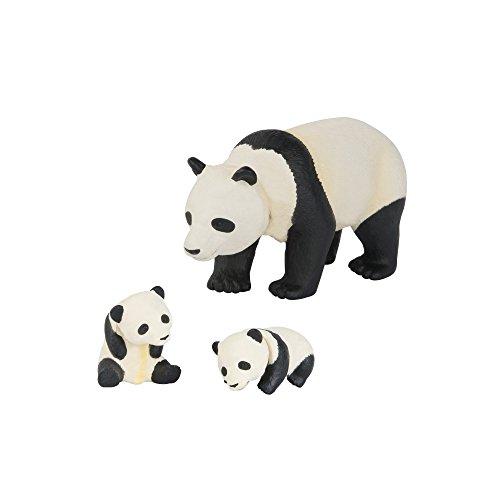Ania Animal Pack, Panda With Babies
