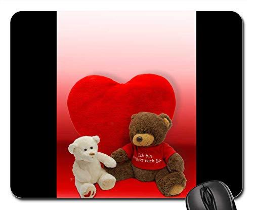 (Mouse Pads - Bear Stuffed Animal Teddy Teddy Bear Soft Toy Toys)