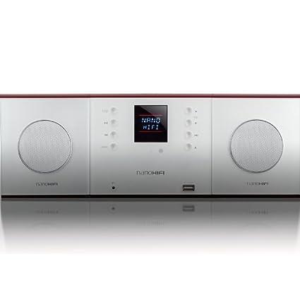 Bookshelf Stereo System High End Compact Music Device By NanoHIFI 1000 Model