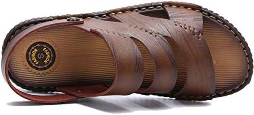 サンダル メンズ レザーサンダル 水陸両用 軽量 カジュアルサンダル スリッパ 夏 滑り止め 幅広い 防臭 吸汗 速乾 着脱簡単 耐摩耗性 アウトドアサンダル
