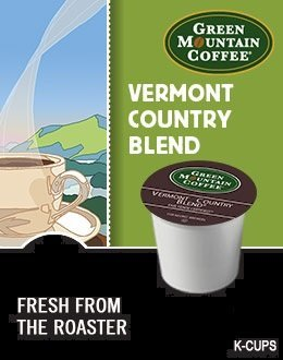 Green Mountain Vermont Country Brewers product image