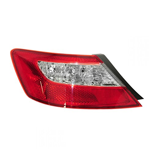 Taillight Taillamp Rear Brake Light LH Left Driver Side for 06-08 Civic Coupe