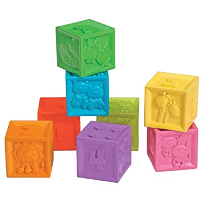 Infantino Squeeze and Stack Block Set from Infantino
