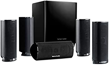 Refurb Harman Kardon 5.1-Ch. Home Theater Speaker System Package
