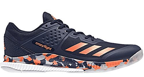 8214bc789 adidas Performance Men s Crazyflight Bounce Volleyball Shoe