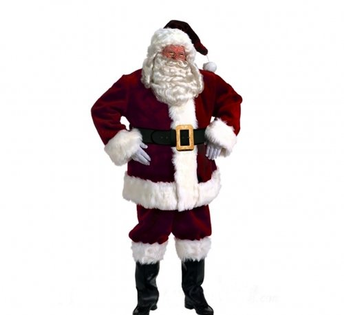 Majestic Santa Suit Adult - XX-Large ()