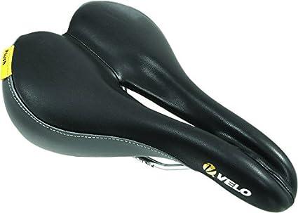vl4126 VELO Plush Saddle Black