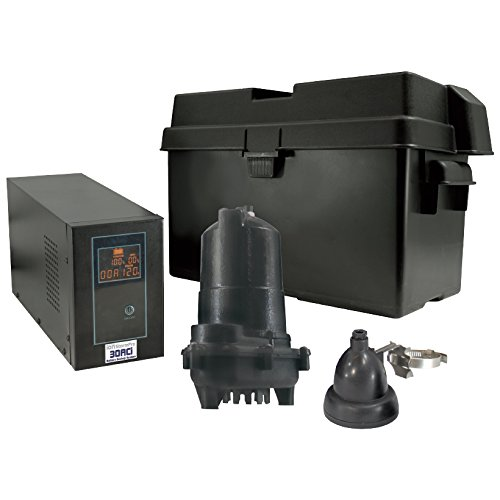 StormPro 30ACi Battery Backup Sump Pump System